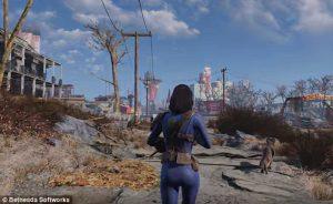 Fallout 4 console