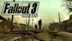 Console Commands for Fallout 3