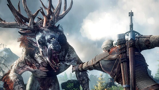 The Witcher 3 missions