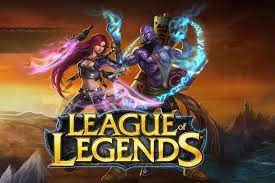 League of legends maps