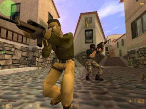 Counter strike game