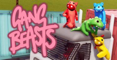 Gang Beasts Controls