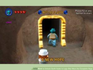 lego star war complete saga code