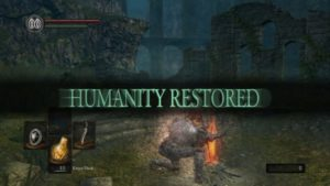 manage humanity in dark souls